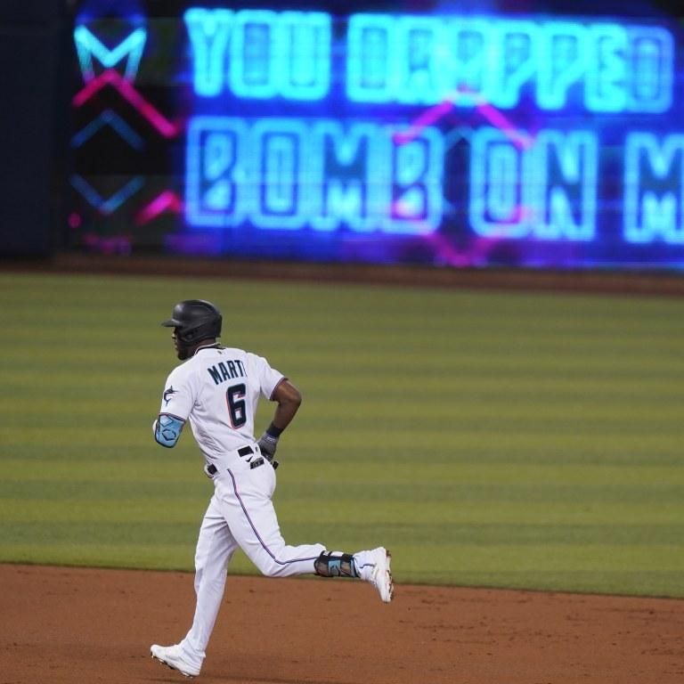 Rockies Marlins Baseball