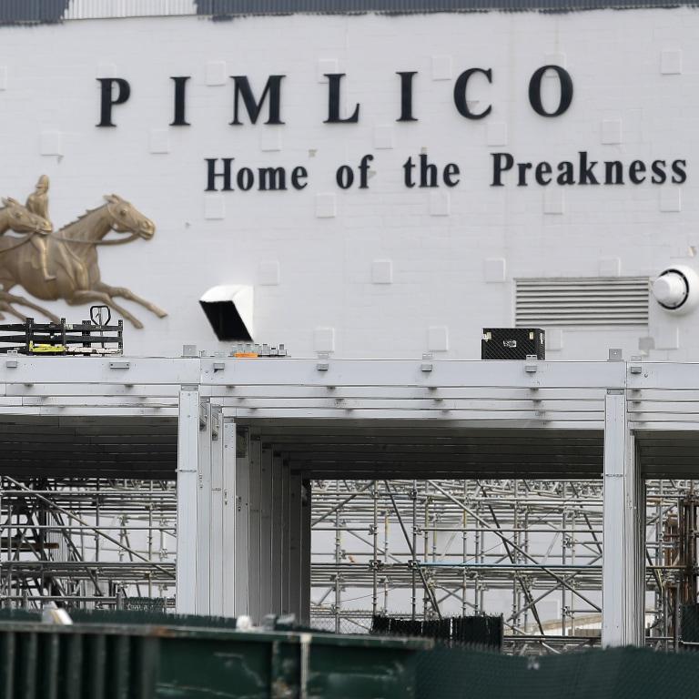 Preakness Pimlico Horse Racing