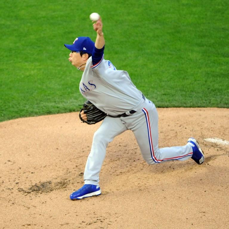 Hyeon-Jong Yang - Texas Rangers - 5/5/21