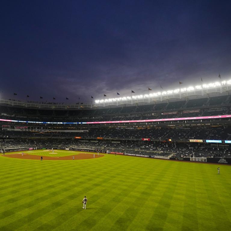 Astros Yankees Baseball