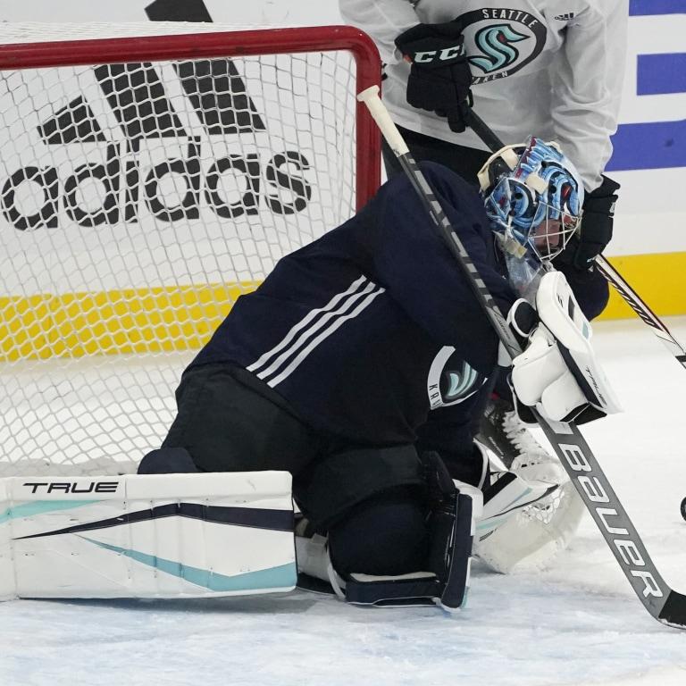 Kraken Practice Facility Hockey