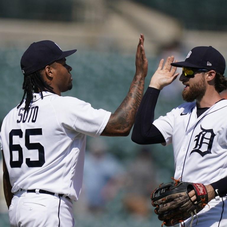 Mariners Tigers Baseball
