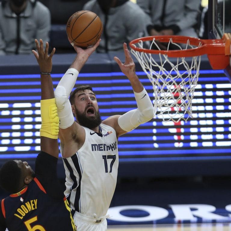 Grizzlies Pelicans Trade Basketball