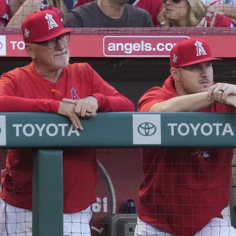 Orioles Angels Baseball
