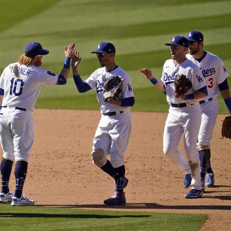 Reds Dodgers Baseball