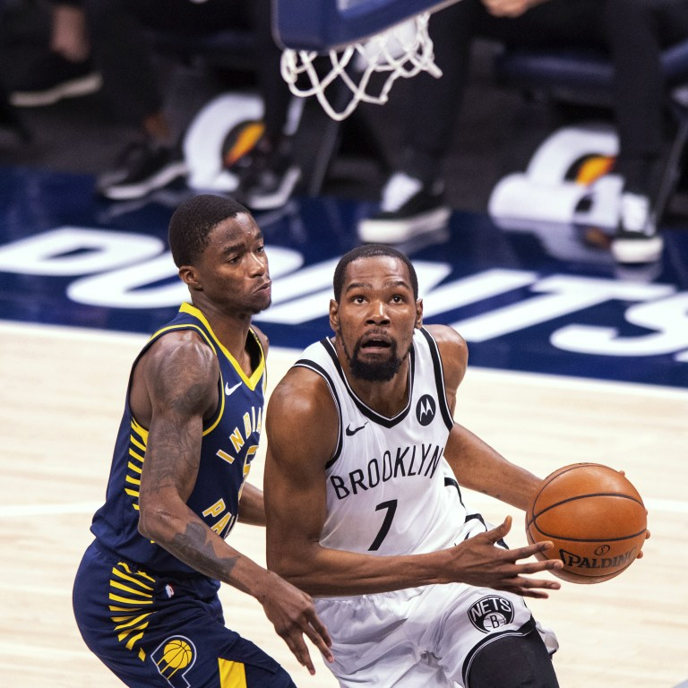 Nets Pacers Basketball