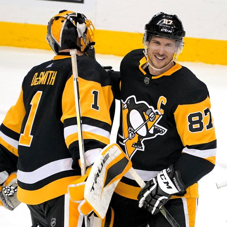 Devils Penguins Hockey