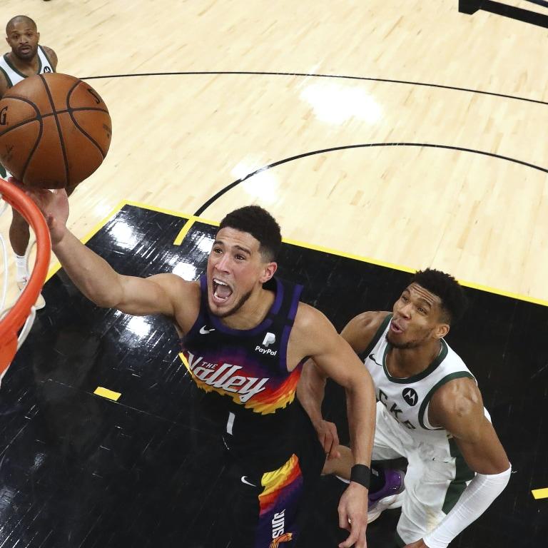 Suns Booker Basketball