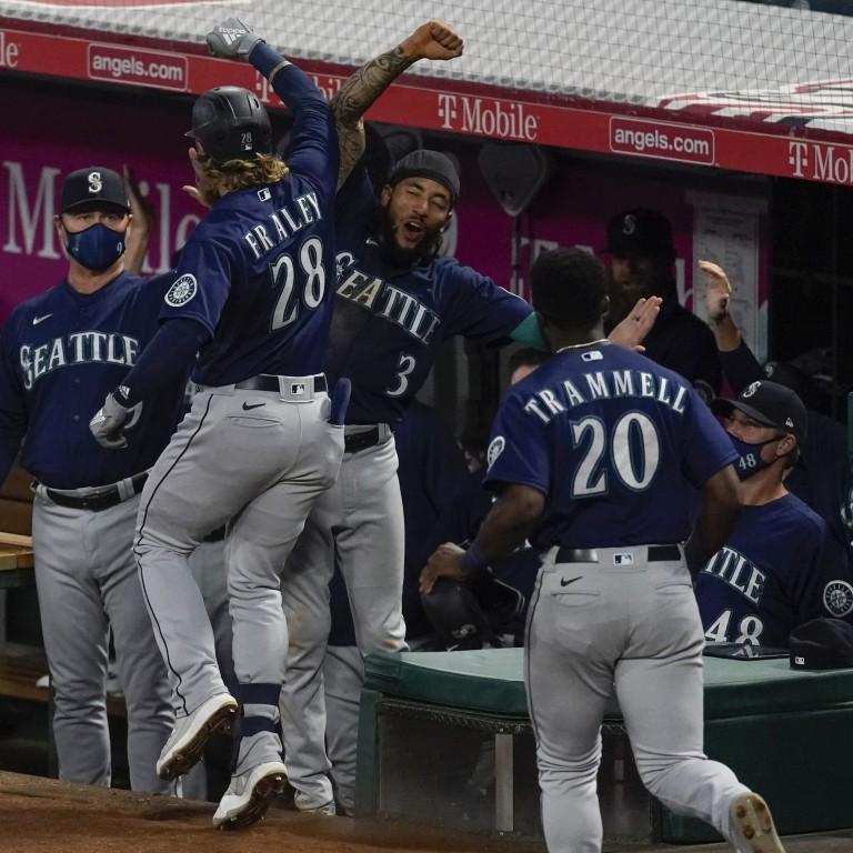 Mariners Angels Baseball