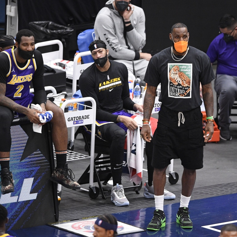 Lakers Wizards Basketball