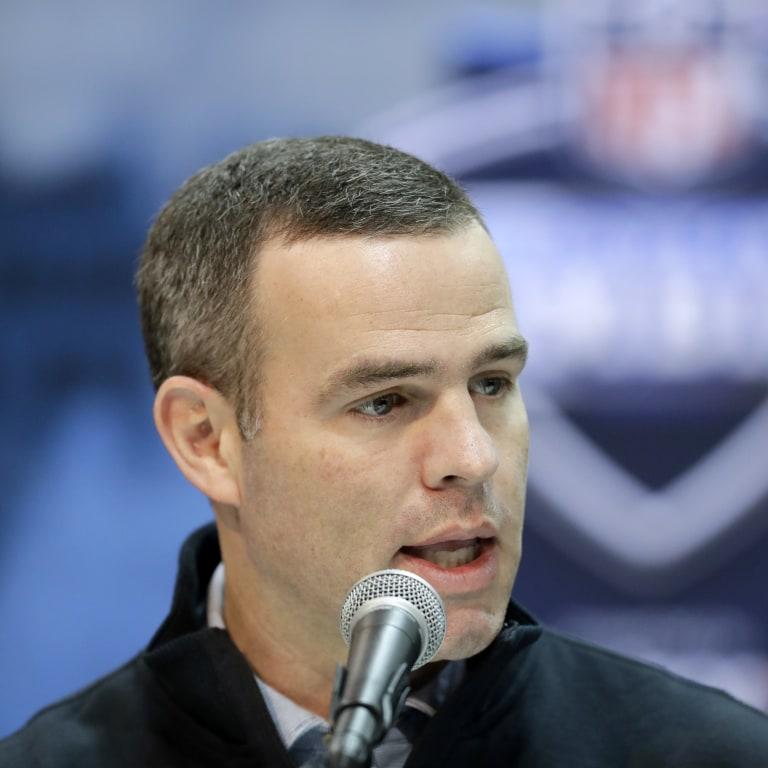 NFL Draft-Bills Wrapup Football
