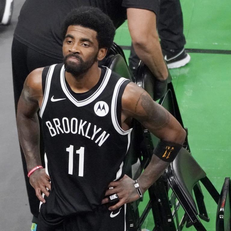 Nets CIrving Basketball
