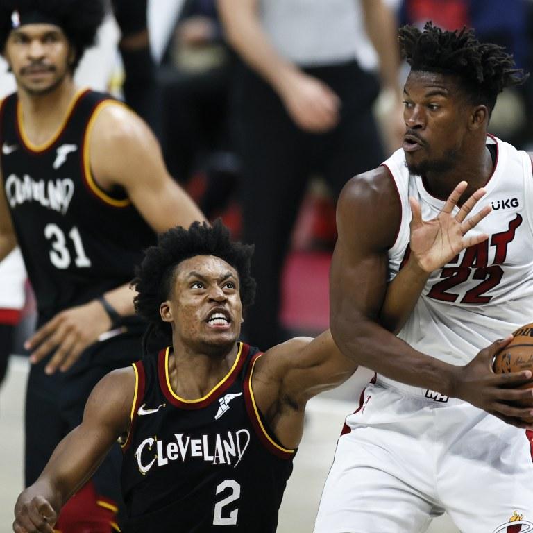 Heat Cavaliers Basketball