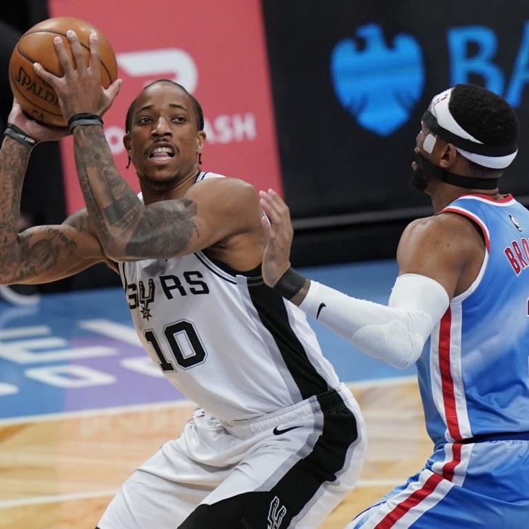 Bulls Spurs Trade Basketball