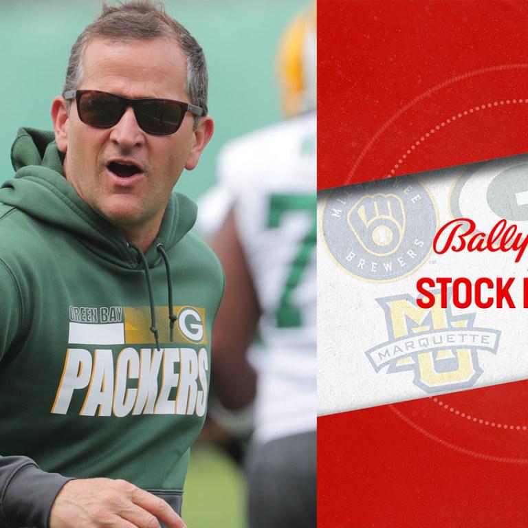 Packers Joe Barry