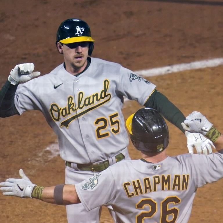 Athletics Twins Baseball