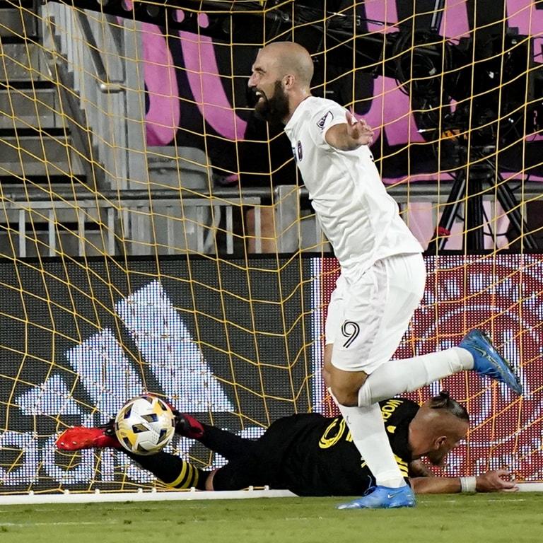 MLS Crew Inter Miami Soccer