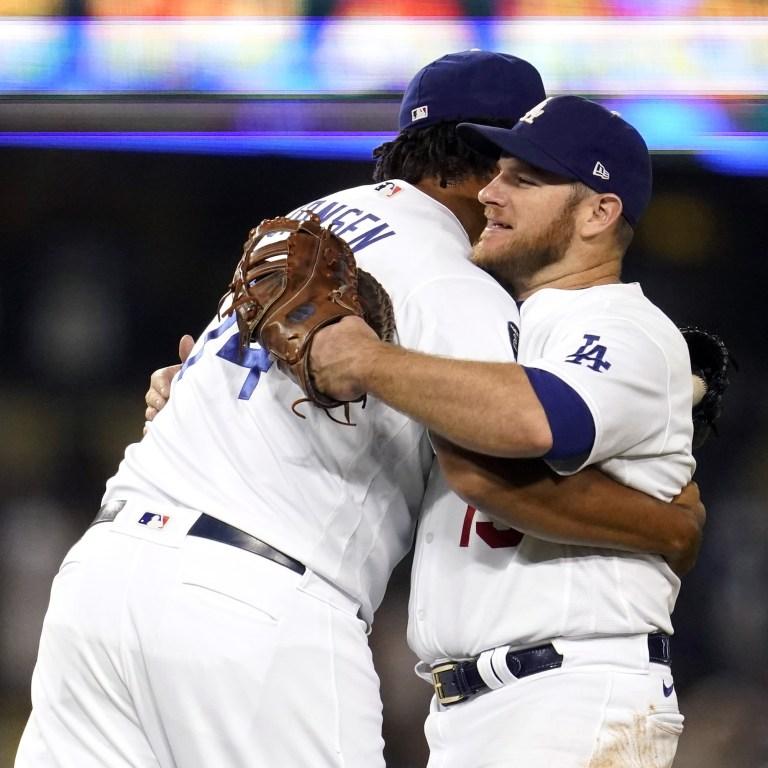 Diamondbacks Dodgers Baseball