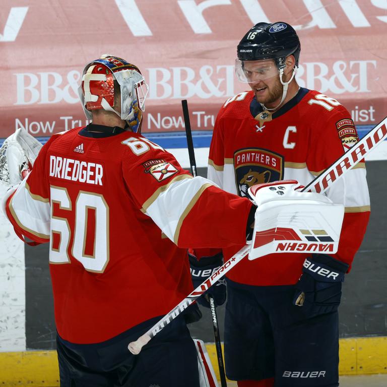 Hurricanes Panthers Hockey