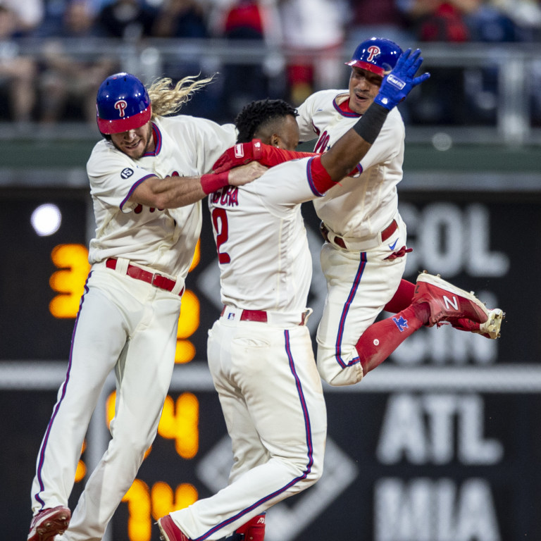 APTOPIX Yankees Phillies Baseball