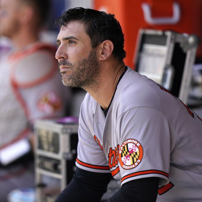 Orioles Mets Baseball
