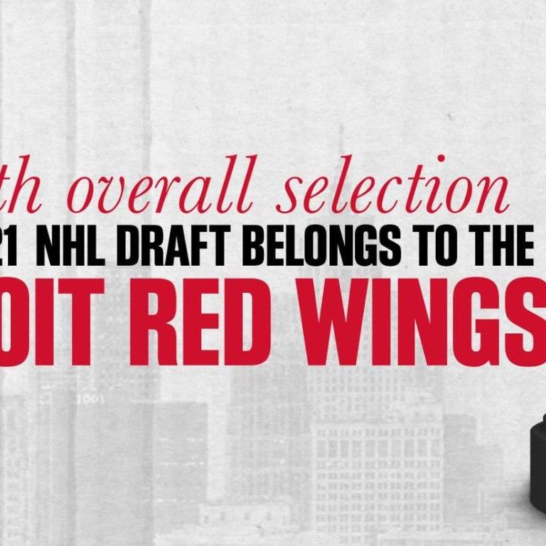 Detroit Red Wings Hockey