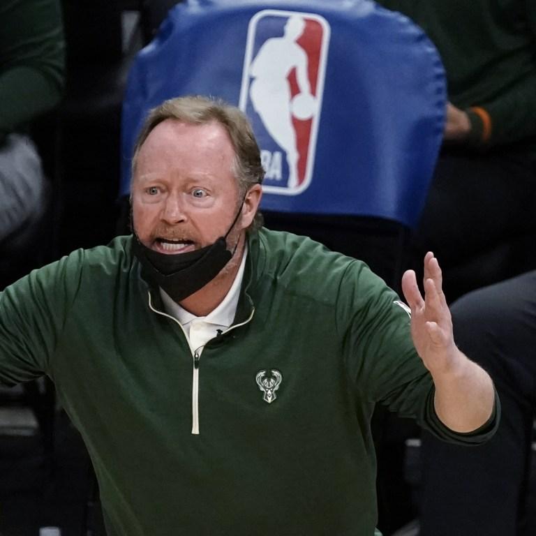 Bucks Budenholzer Basketball