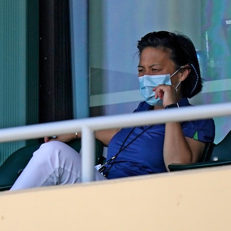 Kim Ng. Mandatory Credit: Jasen Vinlove-USA TODAY Sports