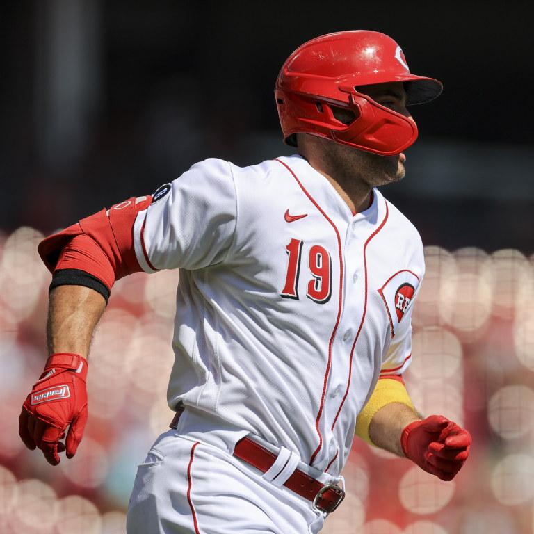Pirates Reds Baseball