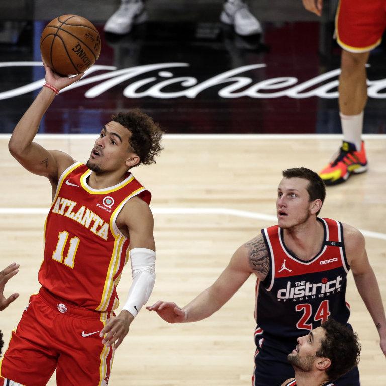 Wizards Hawks Basketball