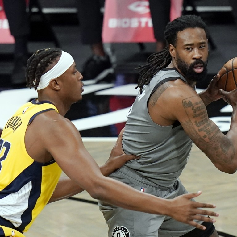 Nets Pistons Trade Basketball