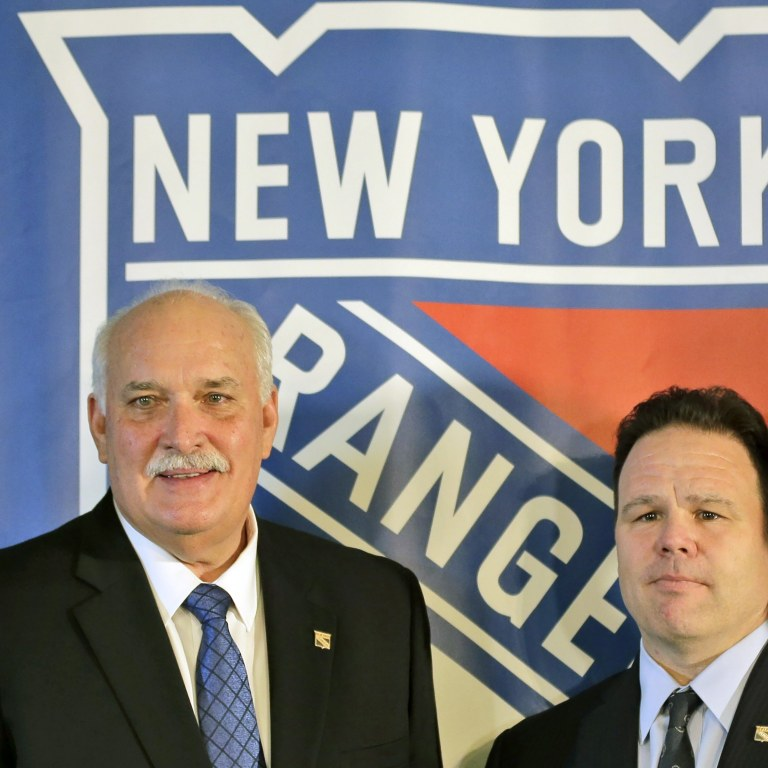 Rangers Front Office Firings Hockey