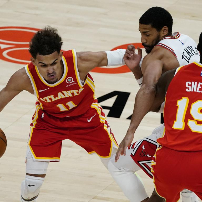 Bulls Hawks Basketball