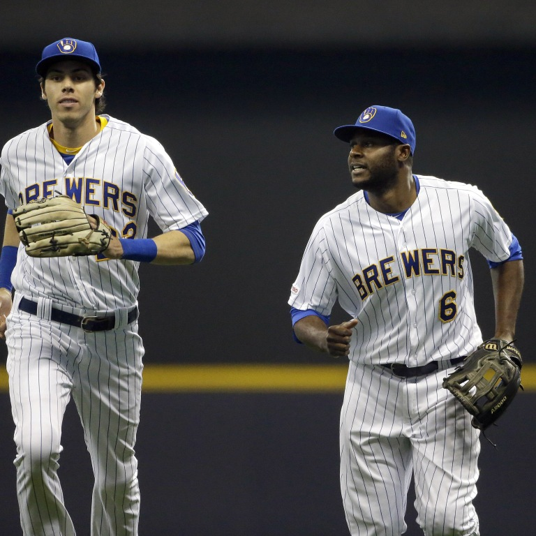 Brewers Moves Baseball
