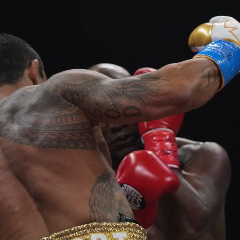 Holyfield Belfort Boxing
