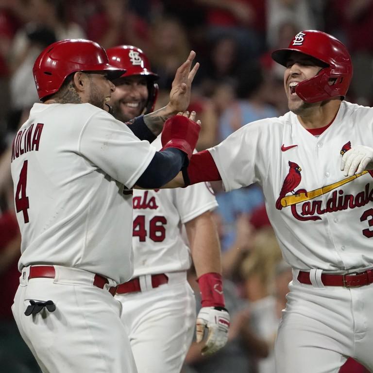 APTOPIX Padres Cardinals Baseball
