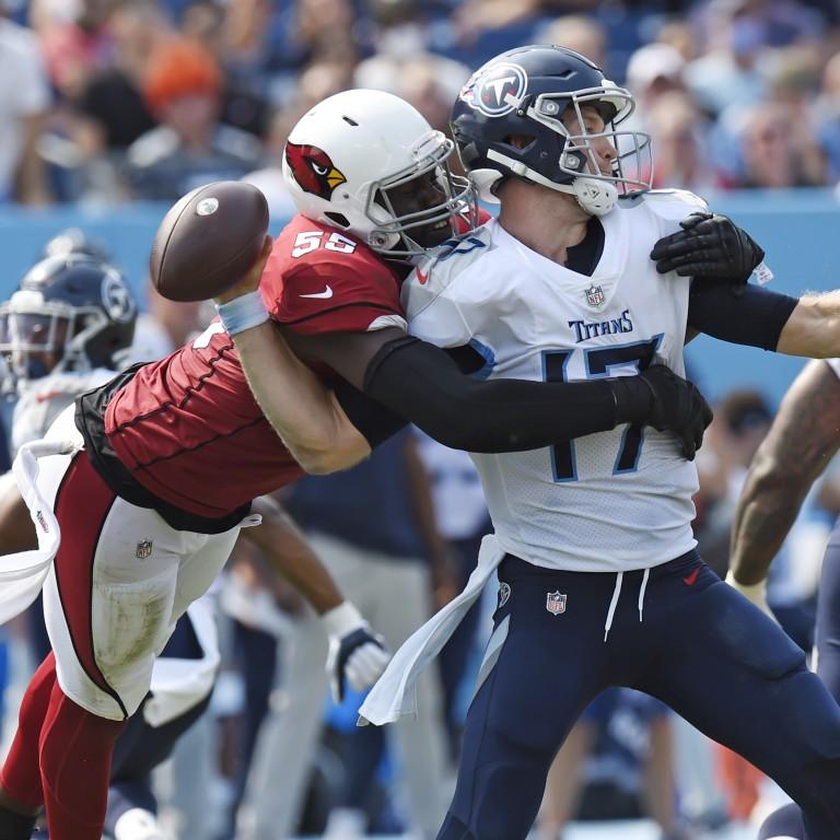 APTOPIX Cardinals Titans Football