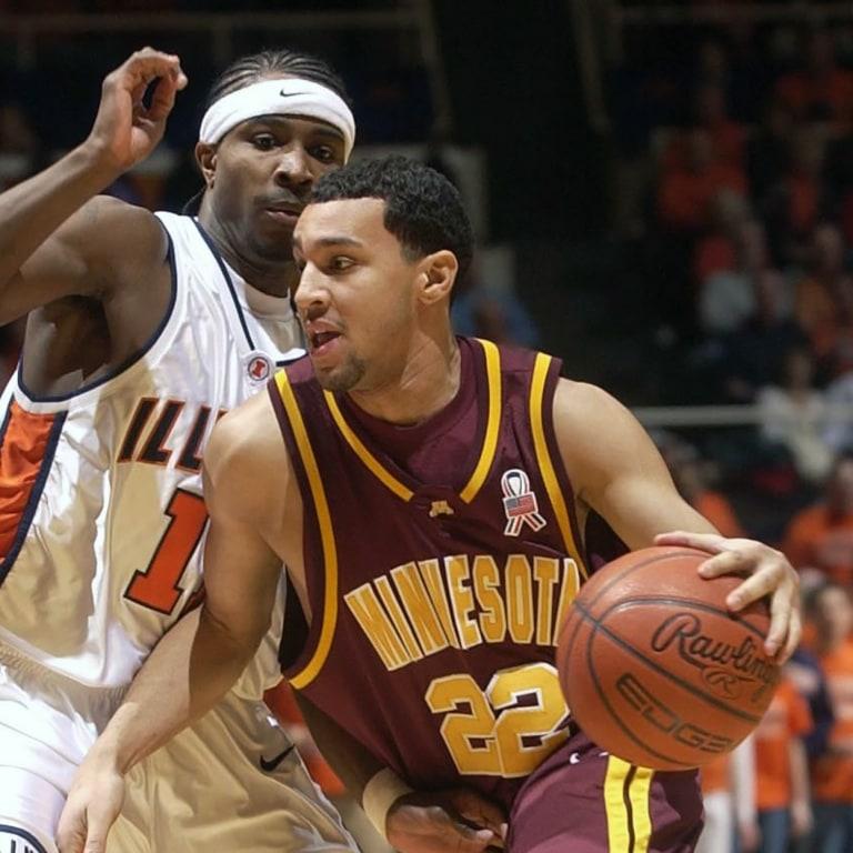 Minnesota Johnson Basketball