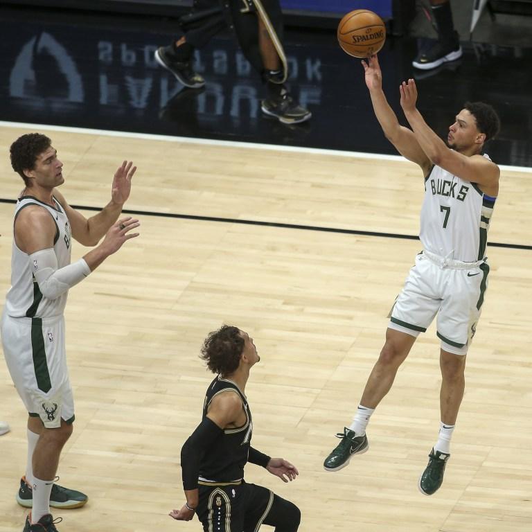 Bryn Forbes - San Antonio Spurs