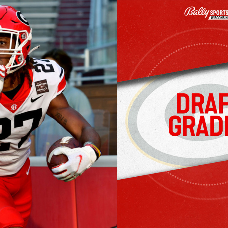 Packers draft grades