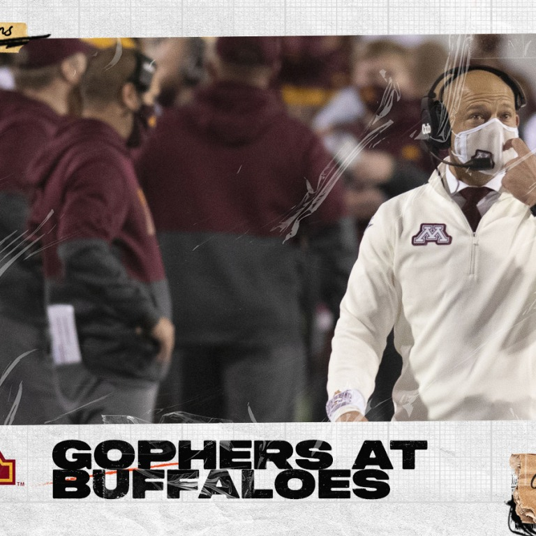 Predictions - Gophers x Buffaloes - 9-18