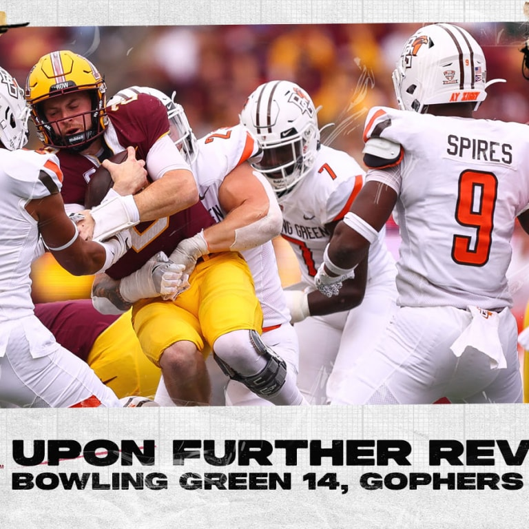 Gophers Bowling Green