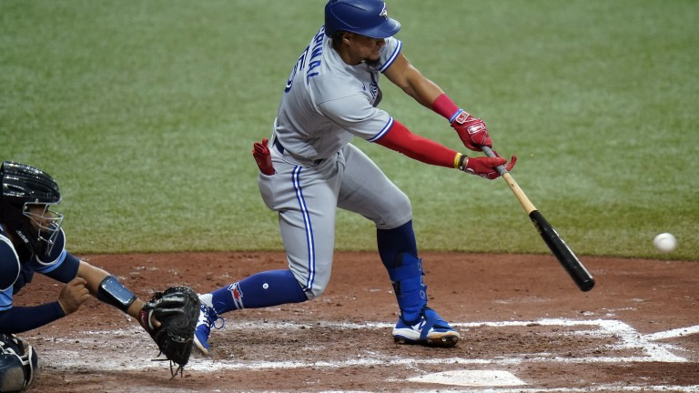 Blue Jays Rays Baseball