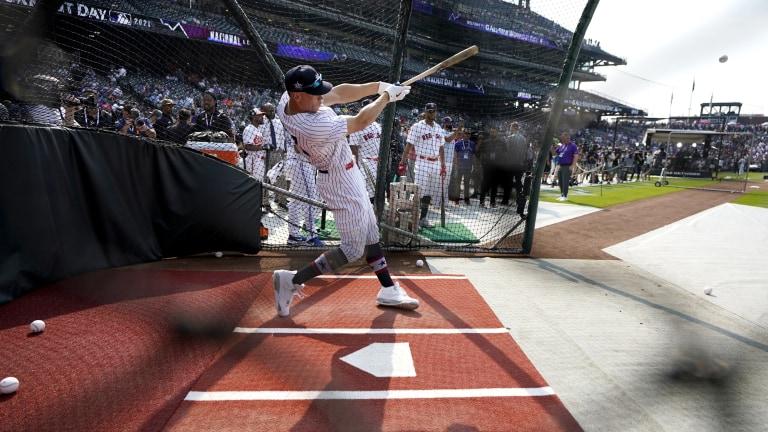 APTOPIX All Star Game Baseball