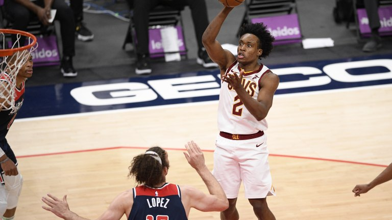 Cavaliers Wizards Basketball