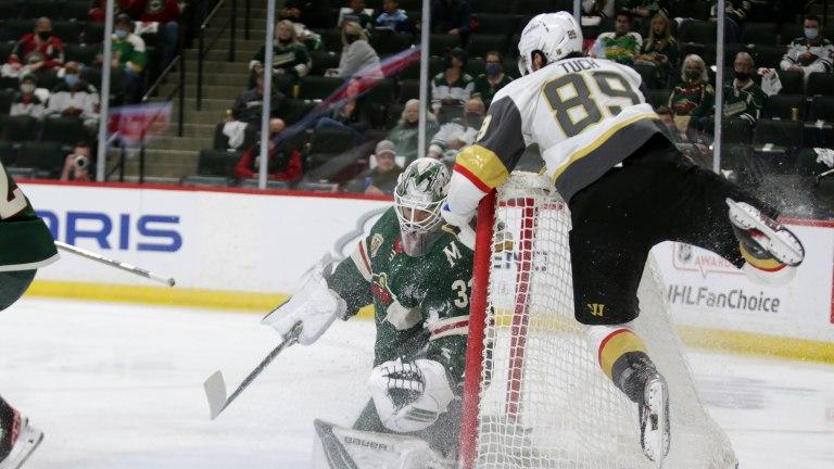 Golden Knights Wild Hockey