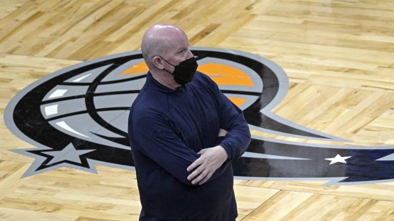 Magic-Clifford-Out Basketball