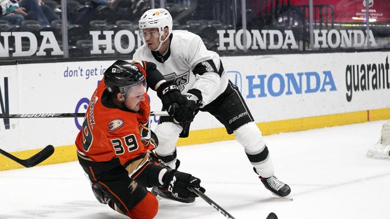 Kings Ducks Hockey