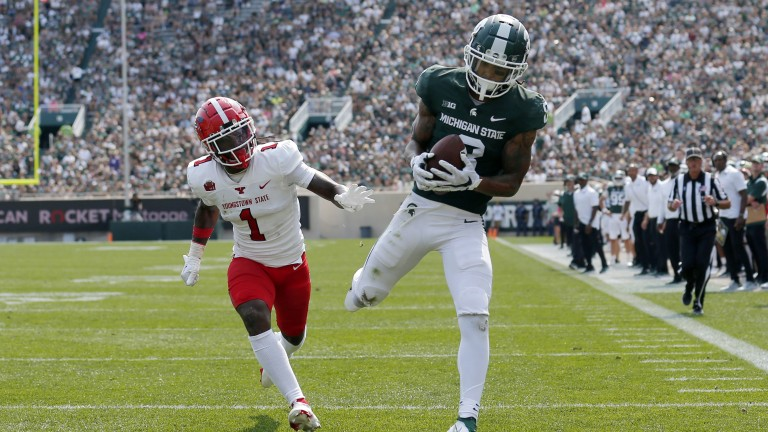 Youngstown St Michigan St Football