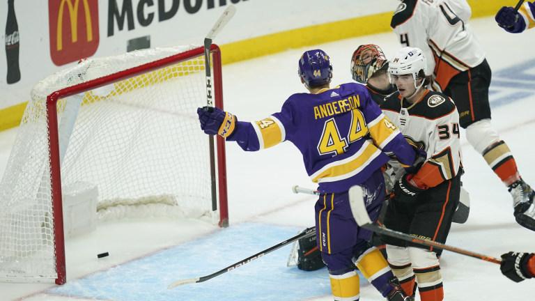 Ducks Kings Hockey